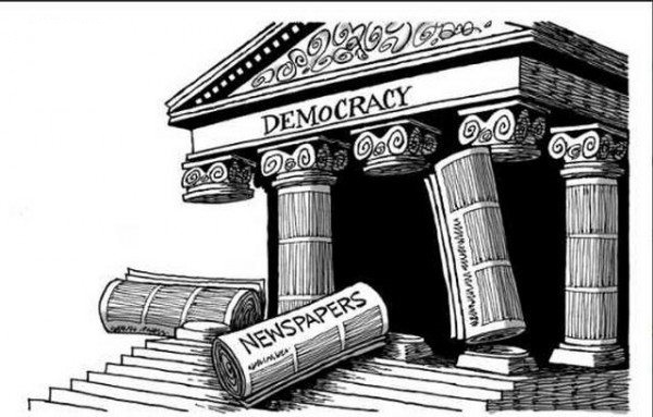 Importance of freedom of press