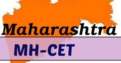 MH CET Exam Instruction