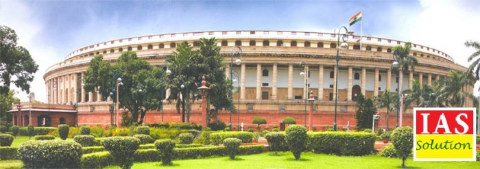 Indian Parliament - Indian Polity