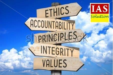 UPSC Civil Services Mains 2017 General Studies Paper 4