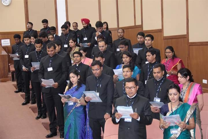 IAS Trainees