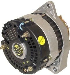 home alternators a13n291 valeo paris rhone 70 amp alternator [ 1566 x 1575 Pixel ]