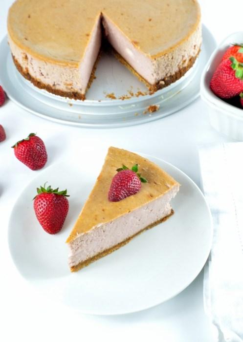 strawberry cheesecake 4