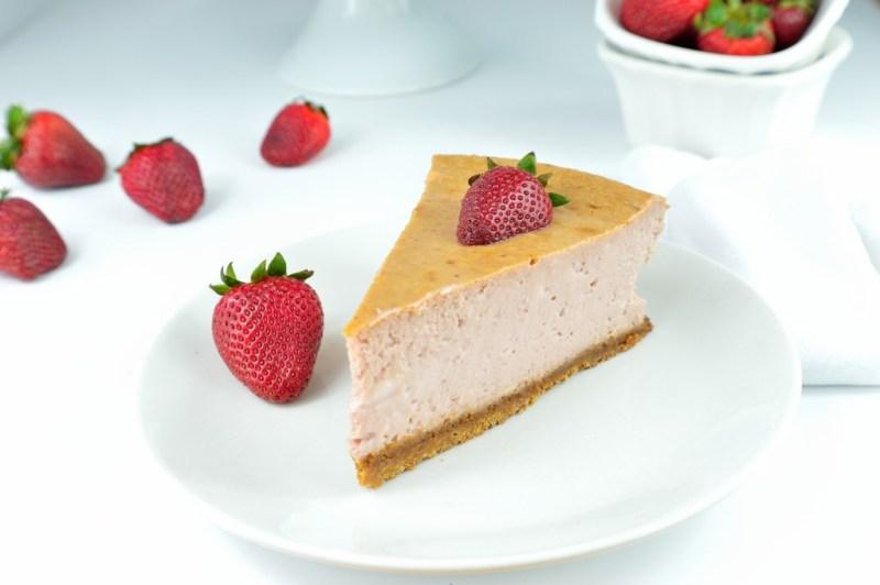 strawberry cheesecake 7
