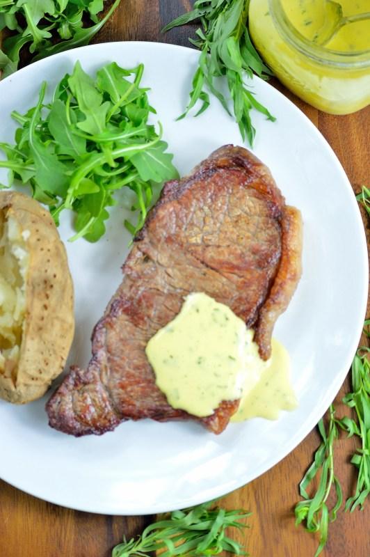 steak bearnaise 3