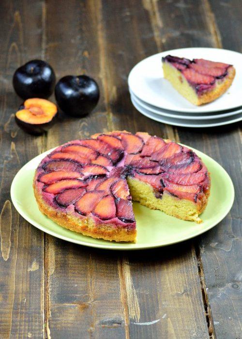 plum olive oil cake 10