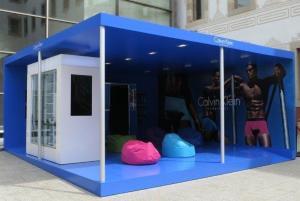 Diseñar para stands para ferias y eventos