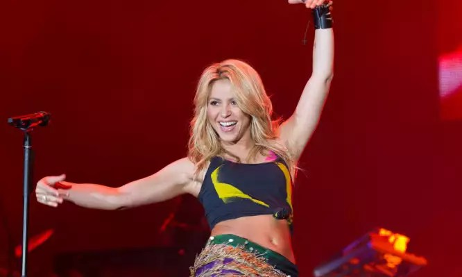 Science validates the moves Shakira: «Hips do not lie» and the men crazy