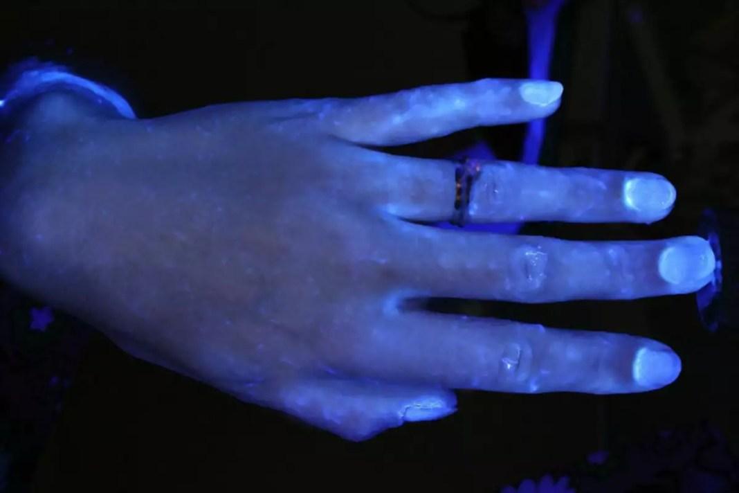 πλύσιμο χεριών