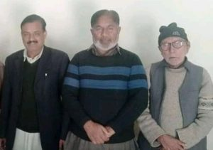 Punjabi poetry session in Attock