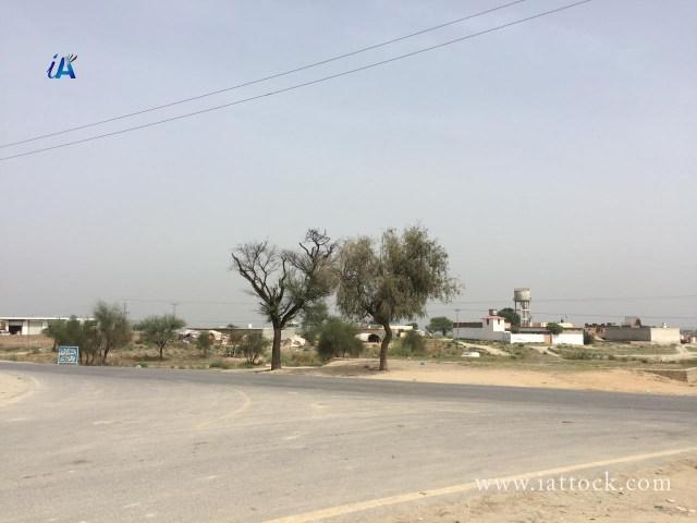 Village Ghreewal on Road