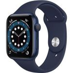 Apple Watch série 6 Bleu