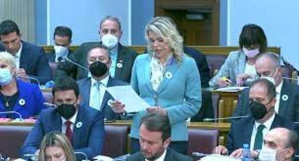 DRITAN NAJAVIO: Podržaće Rezoluciju kojom se priznaje i osuđuje genocid u  Srebrenici... (foto i video) - IBALKAN