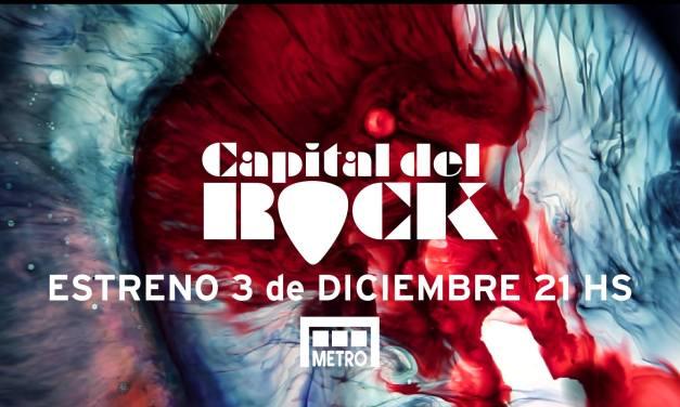 Capital del Rock | Documental
