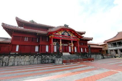 1992年に復元された現在の建物は18世紀以降の形がモデルだそうです