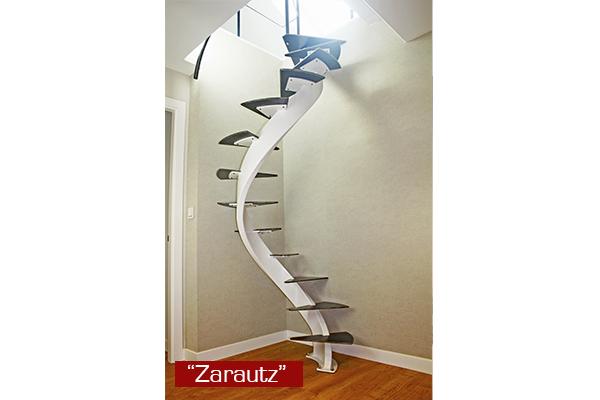 Escaleras de interiores en Gipuzkoa  Ibarkalde SL