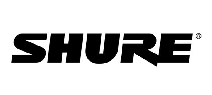 Logo Firma Shure