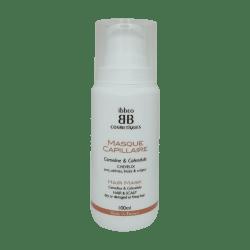 Masque capillaire et crème coiffante, Cameline et Calendula – 100ml