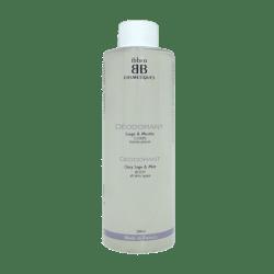 Déodorant fraîcheur, menthe et sauge – 200ml