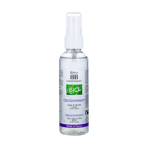 déodorant menthe ibbeo