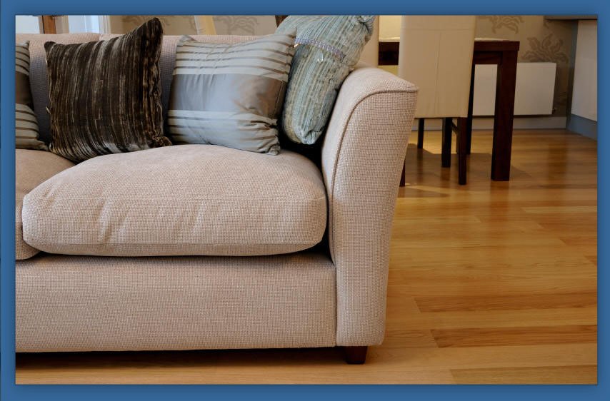 ... Upholstery Cleaning