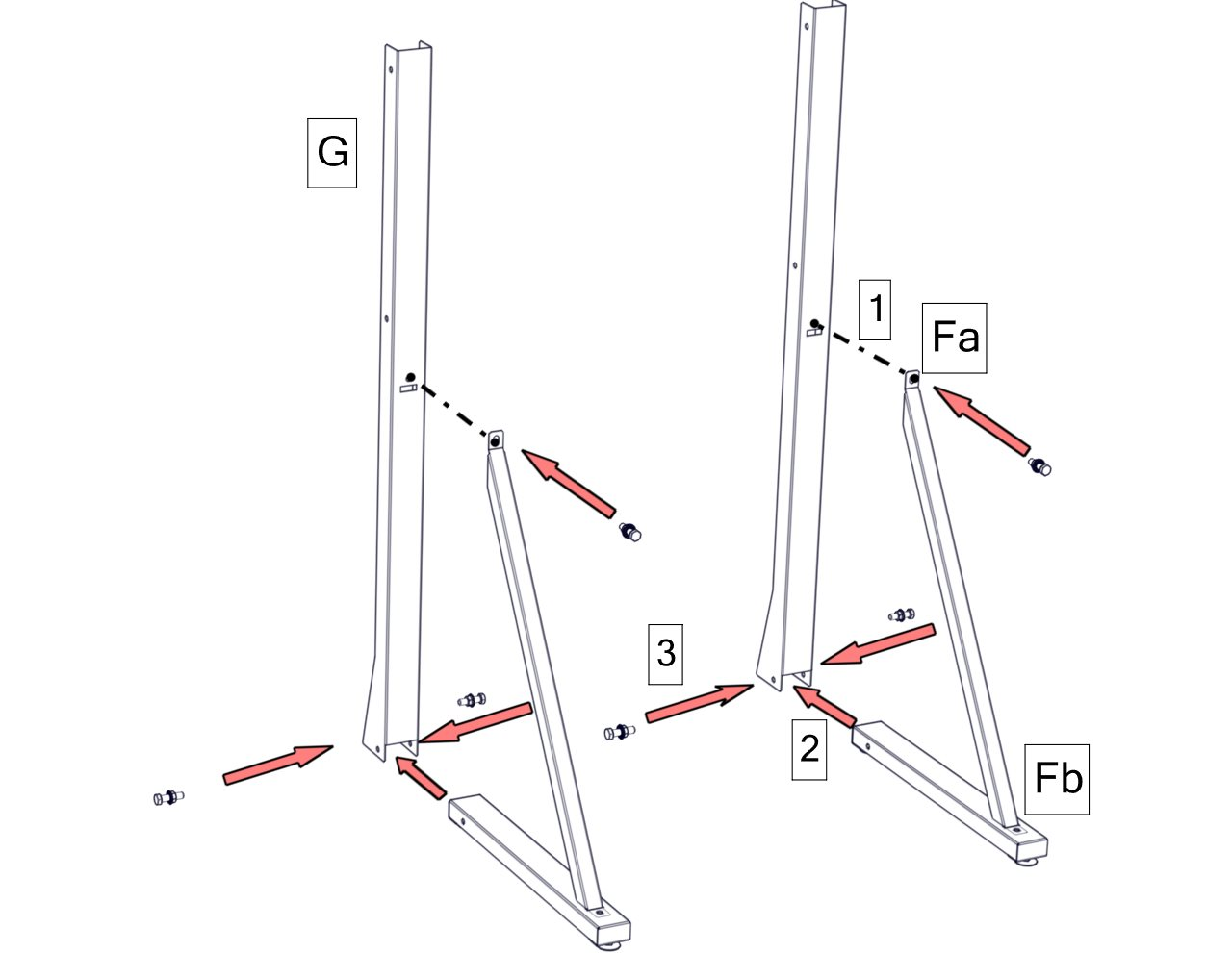 P-267 floor stand user guide