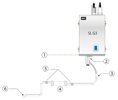 small resolution of condensate neutralization tank