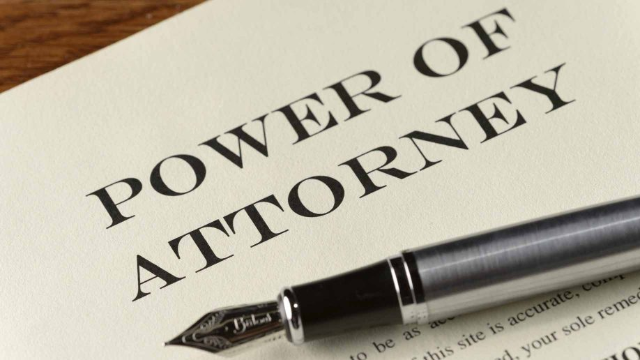 POWER OF ATTORNEY IN LAND MATTERS