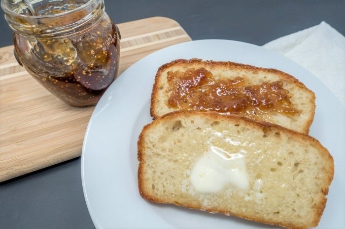 This simple quick bread recipe is the easiest way to make English muffin bread