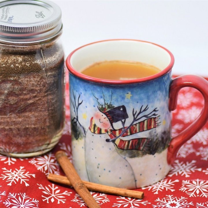 Spiced Russian Tea