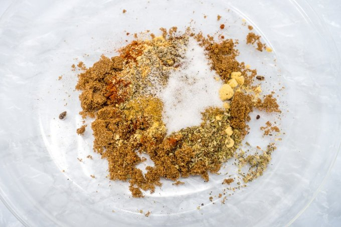 Spice rub for slow cooker pork shoulder