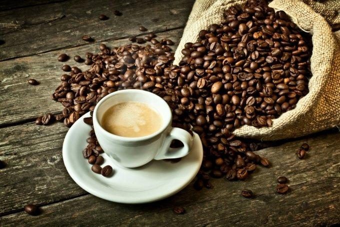 Top quality espresso and beans