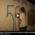 La Natàlia Pomareda explica la nostra experiència en Els Fit Games.