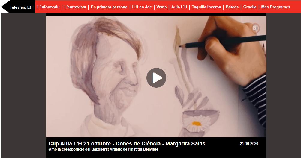 Dones de Ciència - Margarita Salas