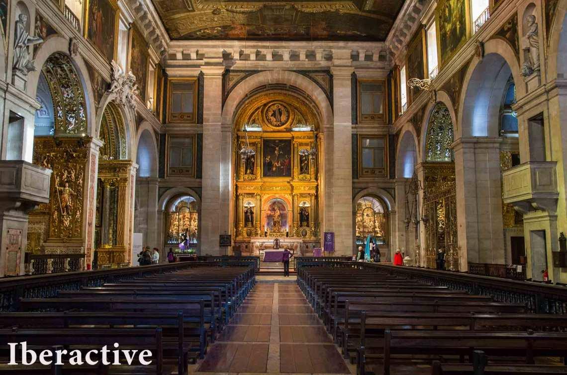 Saint Roque Church in Lisbon