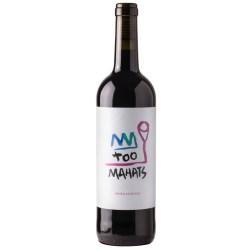 Too mahats natural red wine 2020 Hontza Rioja Alavesa