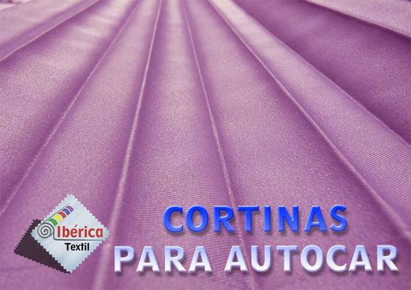 CORTINAS PARA AUTOBUS Y AUTOCAR