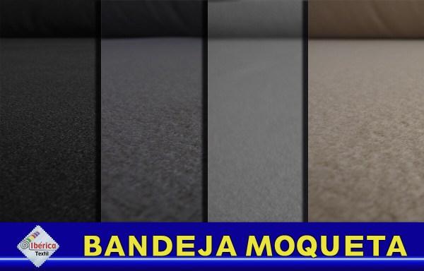 BANDEJA MOQUETA
