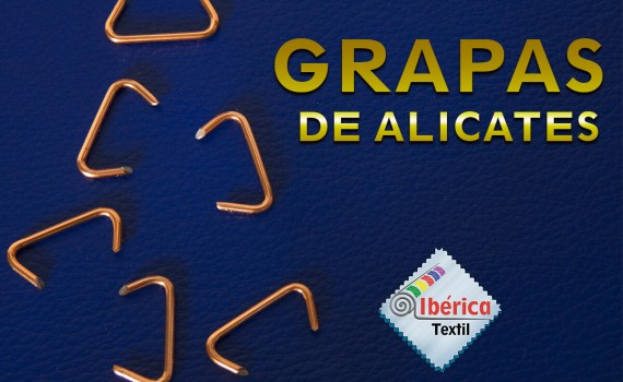 GRAPAS PARA ALICATES