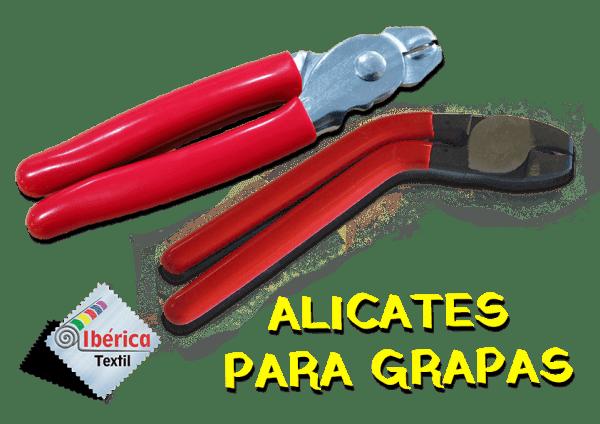 ALICATE PARA GRAPAS