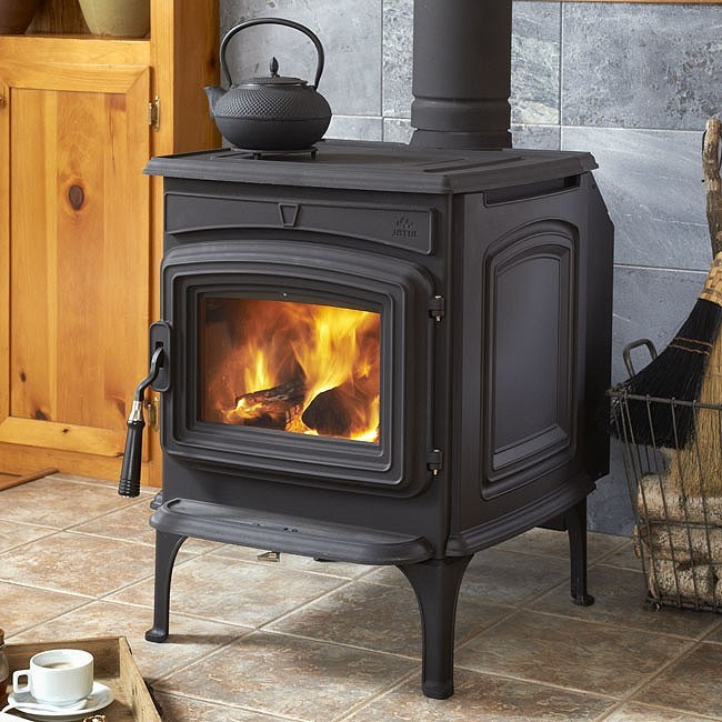 Trade Out Old Woodstove With Help from Massachusetts
