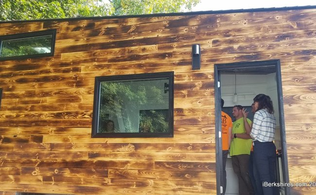 North Adams Tiny House Builders See Growth In Affordable