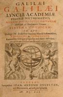 Systema Cosmicum in quo Dialogis - Galileo Galilei