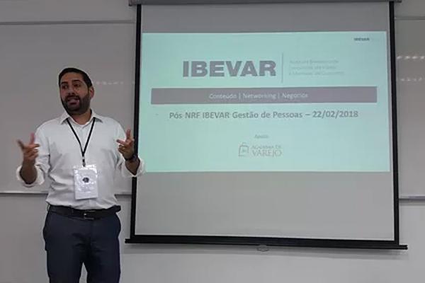 Pós NRF IBEVAR 2018 – Gestão de Pessoas