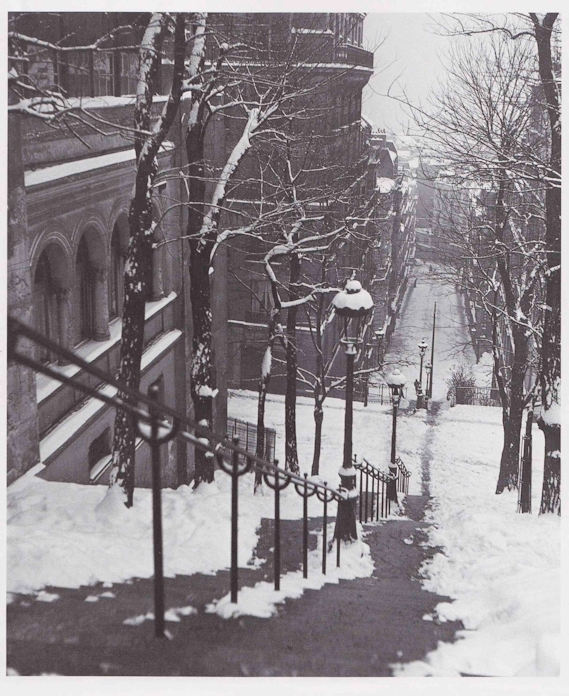 Paris in the winter of 1944 by Lee Miller