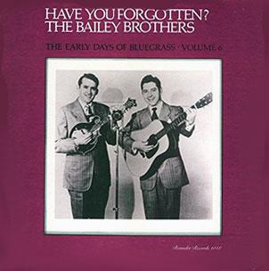 Resultado de imagen para The Bailey Brothers Country Music