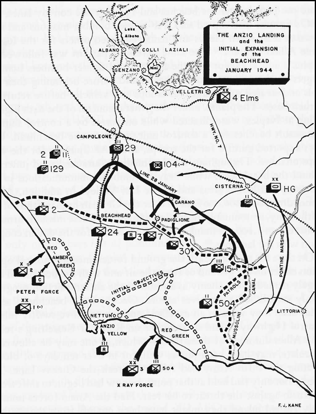 HyperWar: Army Air Forces in WWII: Vol. III