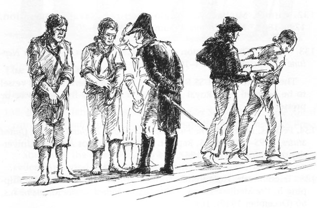 The Reestablishment of the Navy, 1787-1801