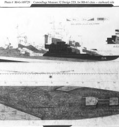 naval battleship diagram [ 2000 x 850 Pixel ]