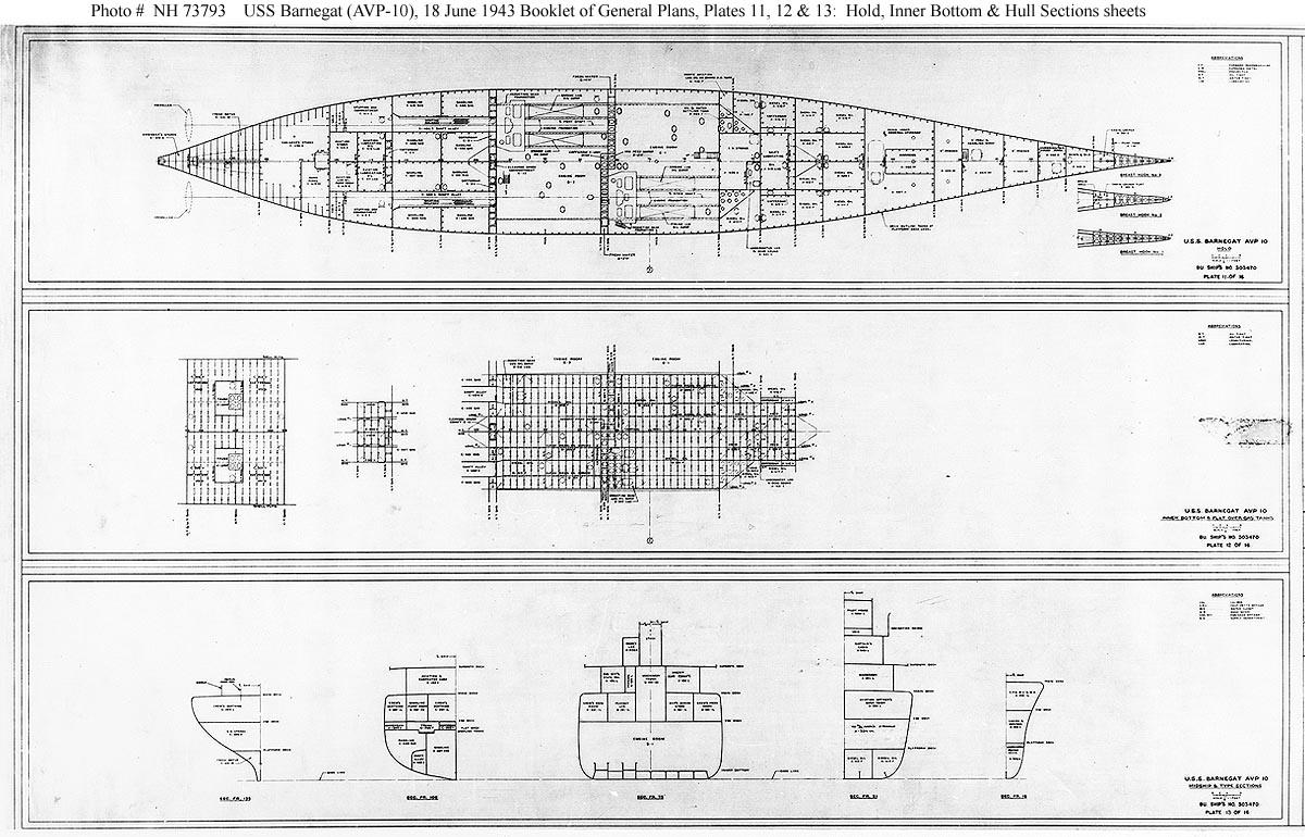 USN Ships--USS Barnegat (AVP-10)